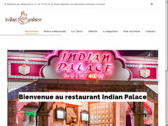 Restaurant indien à Anthony